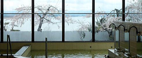 市民の森 温泉浴場